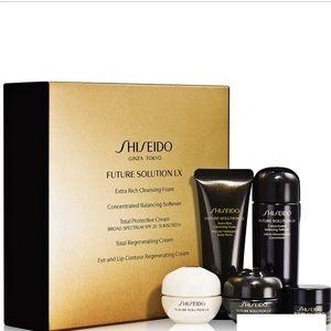 NEW SEALED shiseido total future LX regenerating